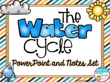 Water Cycle Power Point Worksheets Teaching Resources Tpt
