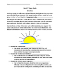 Water Cycle Project (Upper Elementary Science)