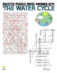 Water Cycle Puzzle Page (Wordsearch and Criss-Cross)
