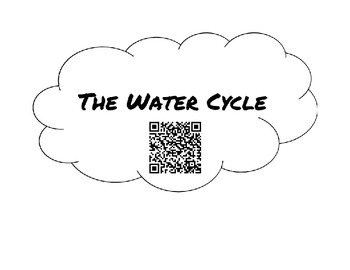 Water Cycle QR Exploration and MoonShot Thinking