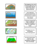 Water Cycle: River Vocabulary with Colorful Images (Graphical Organizer)