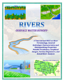 Water Cycle: Rivers and Their Life Cycle in COLOR (Explore Famous U.S. Rivers!)