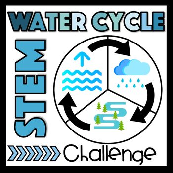 Water Cycle STEM Challenge - Build a working model