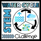 Water Cycle STEM Challenge MS-ESS2-4