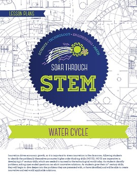Water Cycle - STEM Lesson Plan