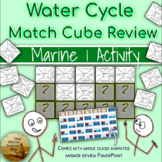 Water Cycle & Salinity Collaborative Match Cube Review w/C