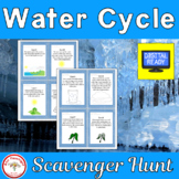 Water Cycle Scavenger Hunt