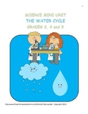 Water Cycle - Science Mini Unit for Grades 3, 4 and 5