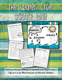 Water Cycle Science Unit