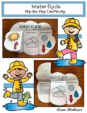 Water Cycle: Simple Flip the Flap Craft