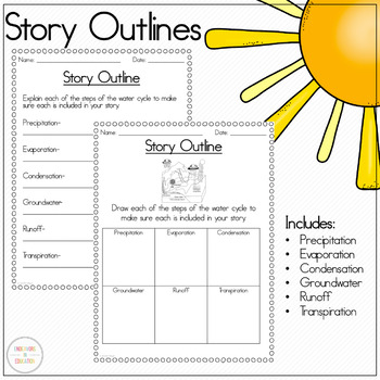 Water Cycle Stories