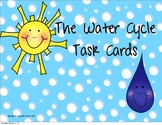 Water Cycle Task Cards