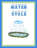 Water Cycle Thematic Unit