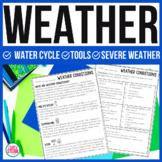 Weather Unit 2nd Grade