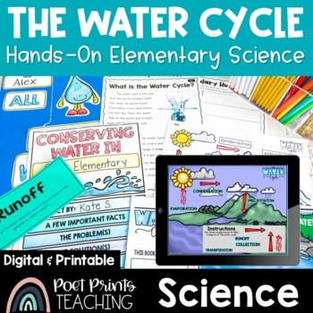 Water Cycle Unit, Inquiry and Project-Based Learning