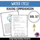Water Cycle - VA SOL 3.7
