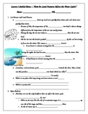 Water Cycle & Weather Guided Notes