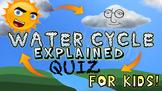 Water Cycle Worksheet