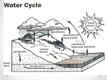 Water Cycle and Erosion