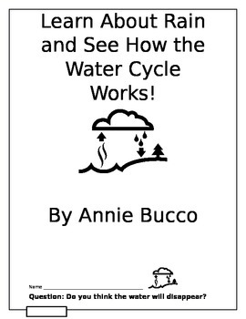 Water Cycle and Rain