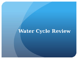 Water Cycle review powerpoint