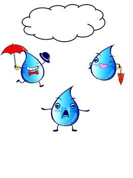 Water Cycle story