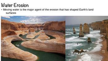 Water Erosion Powerpoint