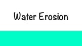 Water Erosion Powerpoint