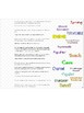 Water Erosion and Deposition Drag-n-Drop Vocab for Google Classroom