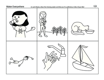 Water Water Everywhere Worksheets & Teaching Resources | TpT
