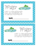 Water Features - Booklet
