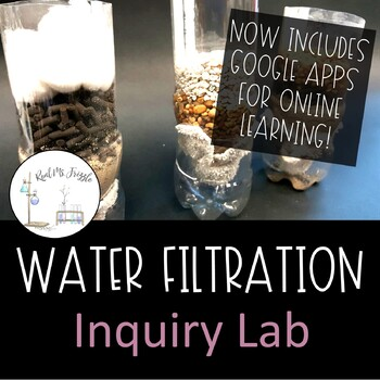 Water Filtration Inquiry Lab (Distance Learning Supported)