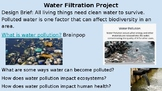 Water Filtration Lab Powerpoint