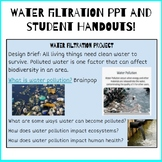 Water Filtration Lab and Powerpoint
