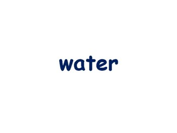 Water Flashcards - task cards, study guide, state exam prep