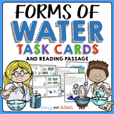 Forms of Water Task Cards