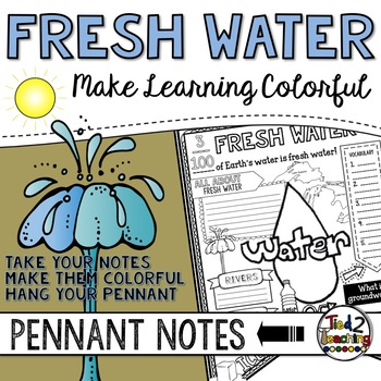 Water: Fresh Water Pennant Notes
