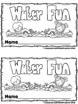 Water Fun  (A Sight Word Emergent Reader)