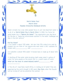 Water Fun Facts(World Water Day!) Interactive Notebook Activity