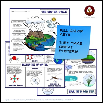 Water Guided Graphic Notes