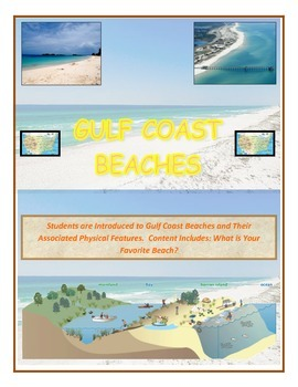 Water: Gulf Coast Beaches and Barrier Islands (Come Explor