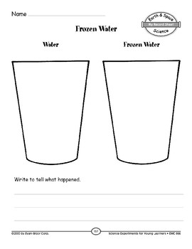 Water Has Different Physical and Chemical Properties: Earth & Space Science