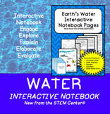 Water Interactive Science Notebook - Distance Learning Friendly