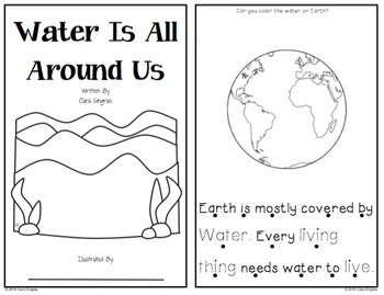 Water Cycle and Water Safety {K-2}