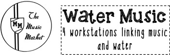 Water Music Workstations