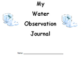 Water Observation Journal