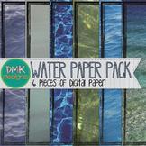 Digital Paper- Water