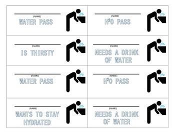 Water Passes