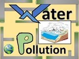 Water Pollution Artful Notes