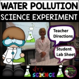 Water Pollution Experiment